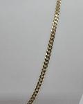 Cadena corte de brillo 14k 12.6g 22 pulgadas