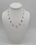 Cadena de perlas 14k 17 pulgadas 4.8g