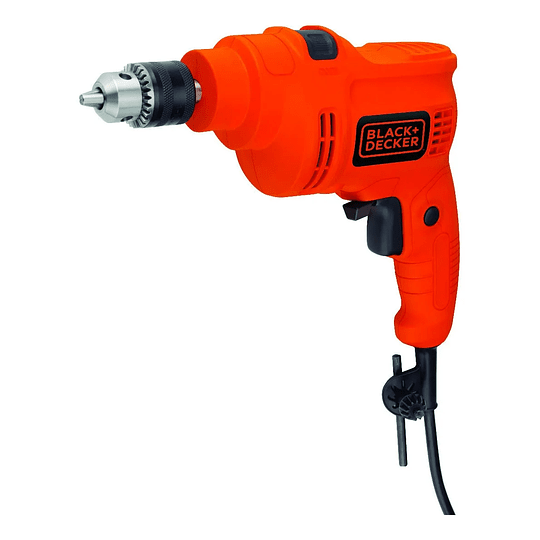 Taladro Black And Decker 3/8 Percutor 550w Vvr Tb555/tp555