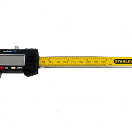 "CALIBRADOR PIE DE REY STANLEY 6""  DIGITAL 78-440LA"