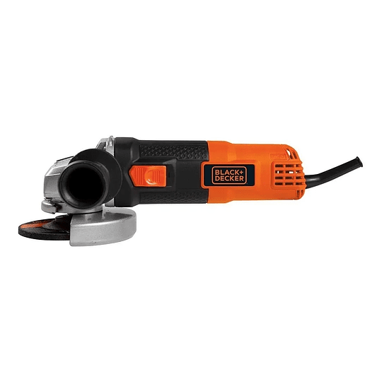 Pulidora Black And Decker 4 1/2 820w Estuche Y Accesorios