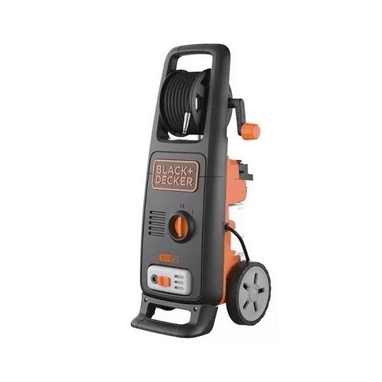 Hidrolavadora 1600W 1885 PSI Black And Decker BW17-B3