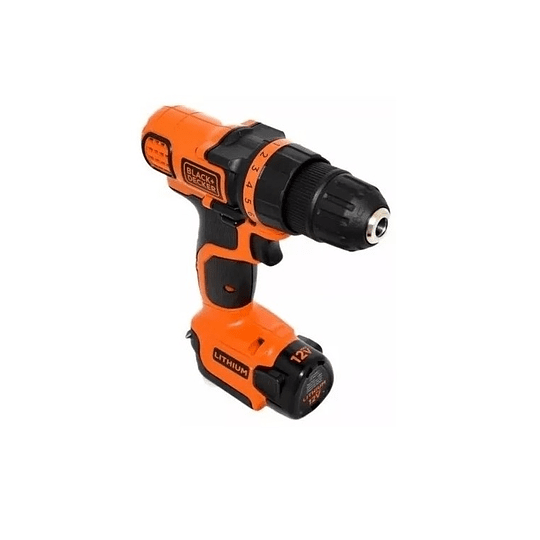 Taladro Black And Decker 3/8 Inalambrico Ld-112