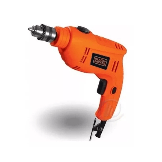 Taladro Black And Decker 3/8 550w Percutor Tb550-b3