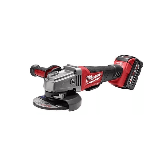 Pulidora Milwaukee 41/2 Inal 18v Litio/fuel Ref2780-21