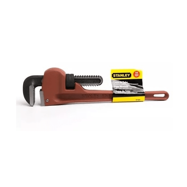 Llave Tubo Stanley Profesional 14 87624
