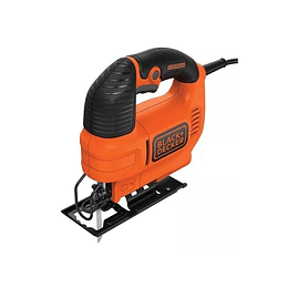 Sierra Caladora Black And Decker 550w 3000cpm Ks701e-b3