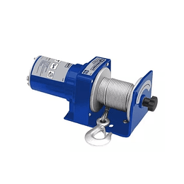 Winche Electrico Toolcraft 750 Lbs/340kg 15.5 Mts De Cable 1