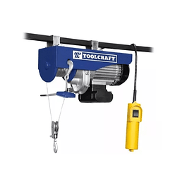 Diferencial Electrica Toolcraft 600 Kg Ref. Tc3415