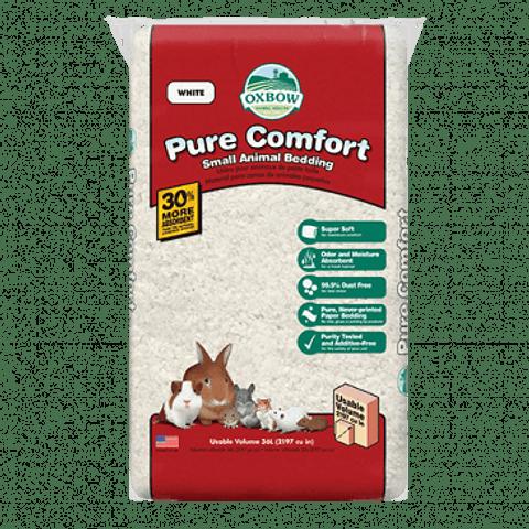Sustrato Oxbow Pure Comfort Blanco 36 L
