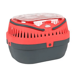 Pet in Care Tansportador Medium Rojo