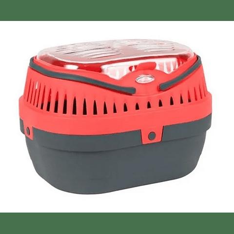 Pet in care Transportador Small Rojo