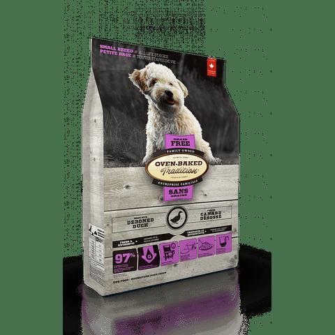 Oven Baked Grain free Pato Razas Pequeñas/Todas Las Edades