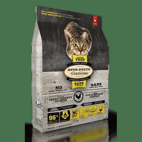 OBT Grain free Pollo Gato All Lifestyle / All life Stage