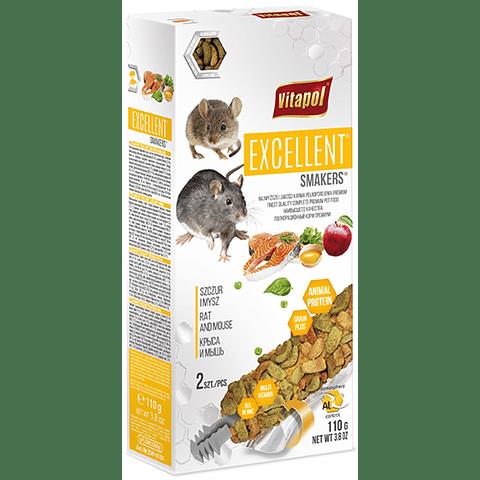 Excellent Smakers Para Ratas y Ratones