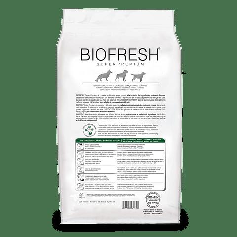 Biofresh Perros Adultos Razas Grandes y Gigantes 12 Kg