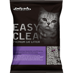 Easy Clean Arena Sanitaria Aroma Lavanda 4 Kg