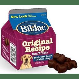 Bil Jac Liver Treats Para Perros En Caja