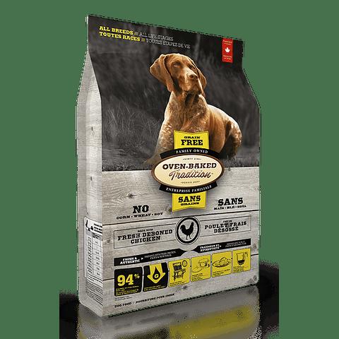 Oven Baked Grain free Pollo 11,34 kg Todas Las Razas/Todas Las Edades
