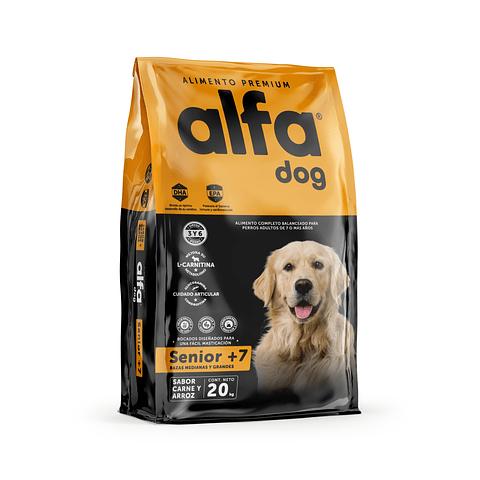 Alfa Dog Senior 20 Kg
