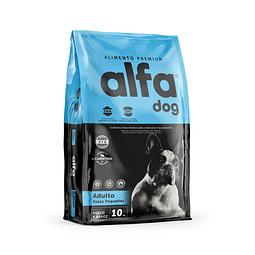 Alfa Dog Adulto Razas Pequeñas