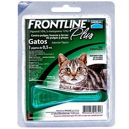 Frontline Plus Gato Pipeta 0,5 ml