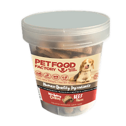 Pet Food Factory Galletas Sabor Carne