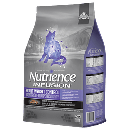 Nutrience Infusion Gato Adulto Control Peso 5 Kg