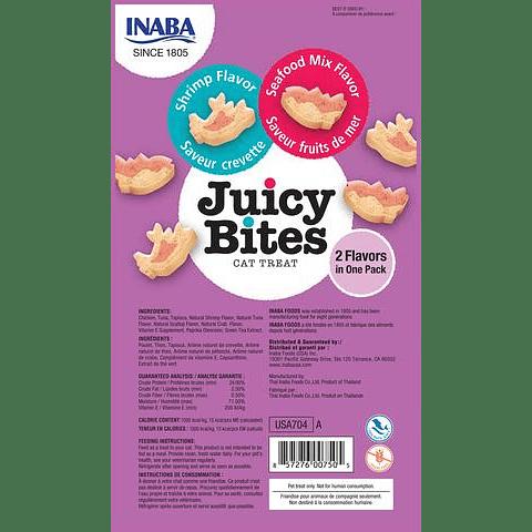Inaba Juicy Bites Mezcla Camarón y Mariscos