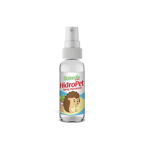 Hidropet Spray Hidratante Para Erizo Naturale For Pets