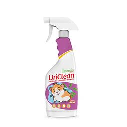 Uri Clean Mascotas Exóticas 500 ml Naturale For Pets
