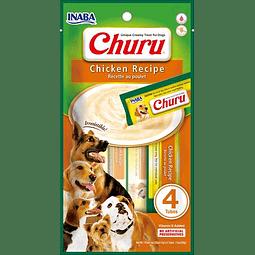Inaba Churu Perro Sabor Pollo 56 Gr