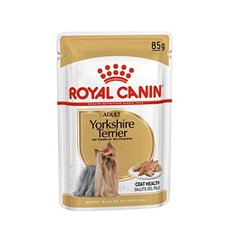 Pouch Yorkshire Terrier Royal Canin 85 Gr.