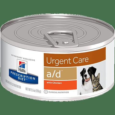 Hill's a/d Urgent Care Alimento Húmedo 156 Gr