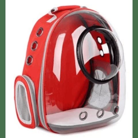 Mochila Astronauta Roja