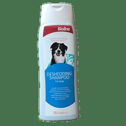 Bioline Shampoo Acondicionador para perros 250 ml.