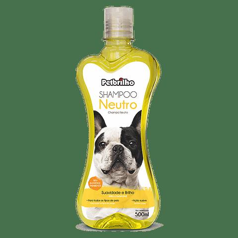 Petbrilho Sampoo Neutro para perros 500 ml.