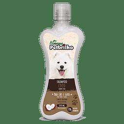 Petbrilho Shampoo Coco para perros y gatos 500 ml.