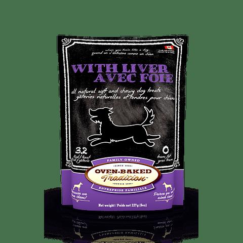 Oven-Baked Dog Treats liver
