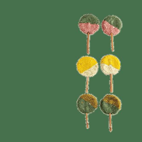 Mini Paletas La Granjita de Conejino