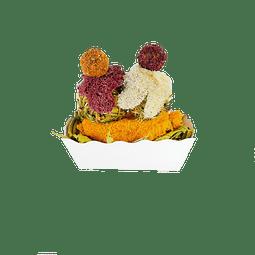 Bananasplit La Granjita de Conejino