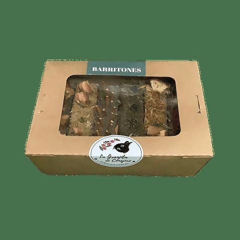 Barritones La Granjita de Conejino