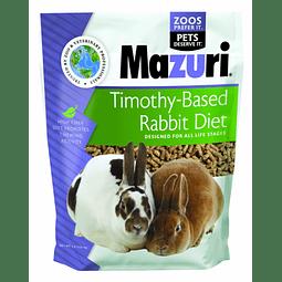 Mazuri Timothy Conejo 1 kg