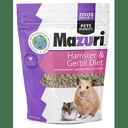 Mazuri Hamster y Jerbo 350 Gr