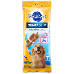 Pedigree Dentastix Raza Grande 7 Un x 270 Gr