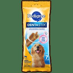 Pedigree Dentastix Raza Grande 7 Un x 270 Gr
