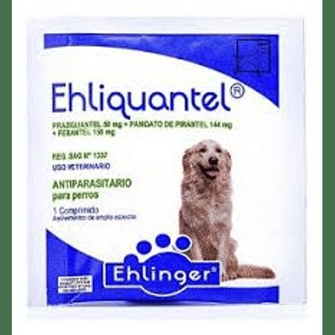 Ehliquantel Antiparasitario Interno Perro 1 Comprimido