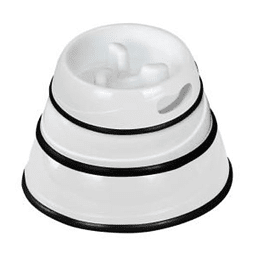 Pawise Comedero Antivoracidad (Comer Lento) 1000 ml