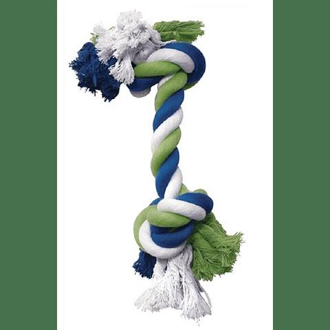 Dogit Cuerda Anudada Tricolor L