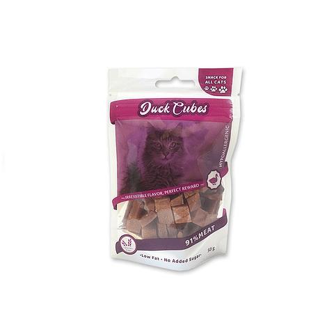Ducke Cubes para Gatos 50 gr